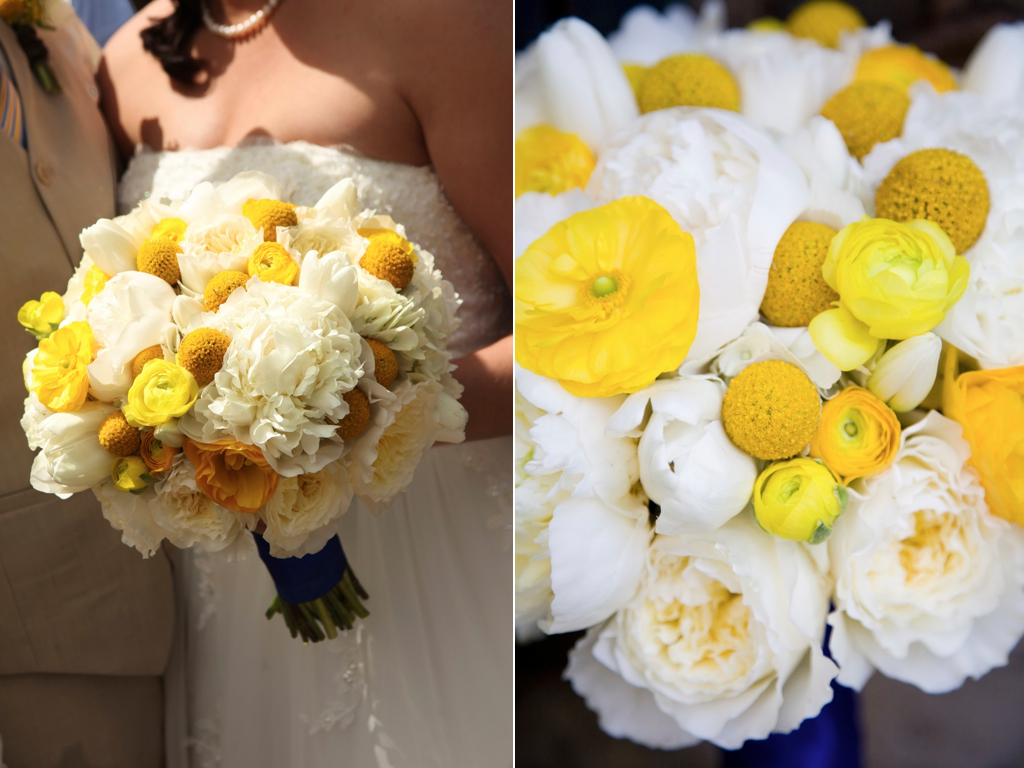 Favorite wedding flowers 0f 2011 calie rose yellow white blue wedding bouquet wadley farms provo utah wedding flowers calie rose mightylinksfo
