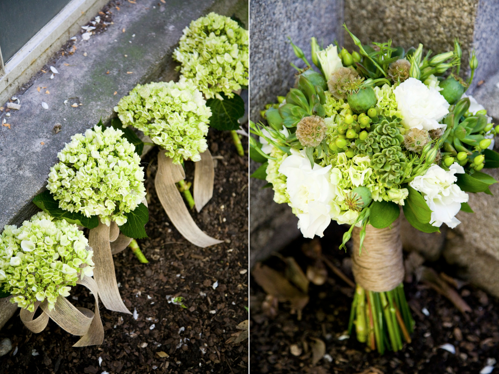 Melissa\'s Organic & Rustic Wedding Flowers » CALIE ROSE