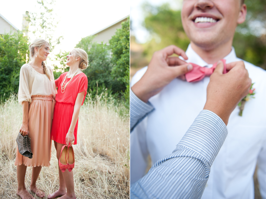 Rustic + Bright Photo Shoot utah wedding flowers calie rose