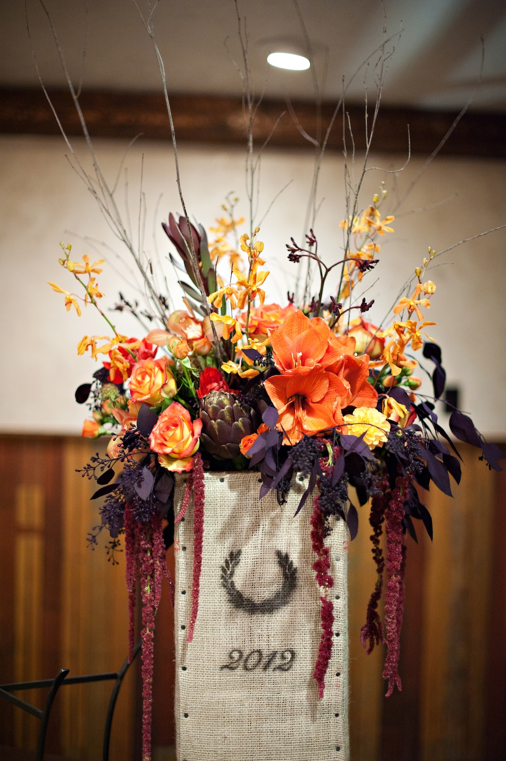 Laurel Mike S Rustic Wedding Flowers At Wadley Farms