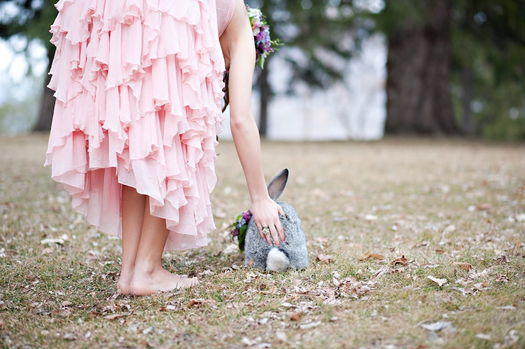 easter bunny inspiration shoot utah wedding florist calie rose