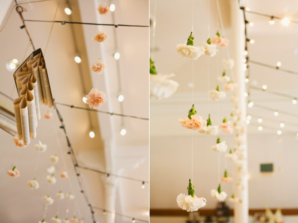 Suspended florals for weddings suspended floral arrangements - Library Book Centerpieces Utah Wedding Florist Calie Rose Suspended In Air Carnation Flowers Floating Flowers Hanging Flowers In Air Utah Wedding Flowers
