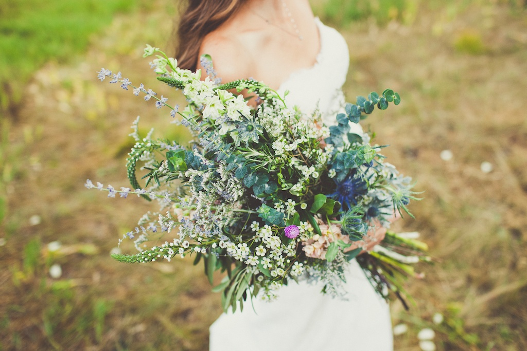 wildflower mountain inspired wedding bouquet utah florist calie rose sarah kathleen photography