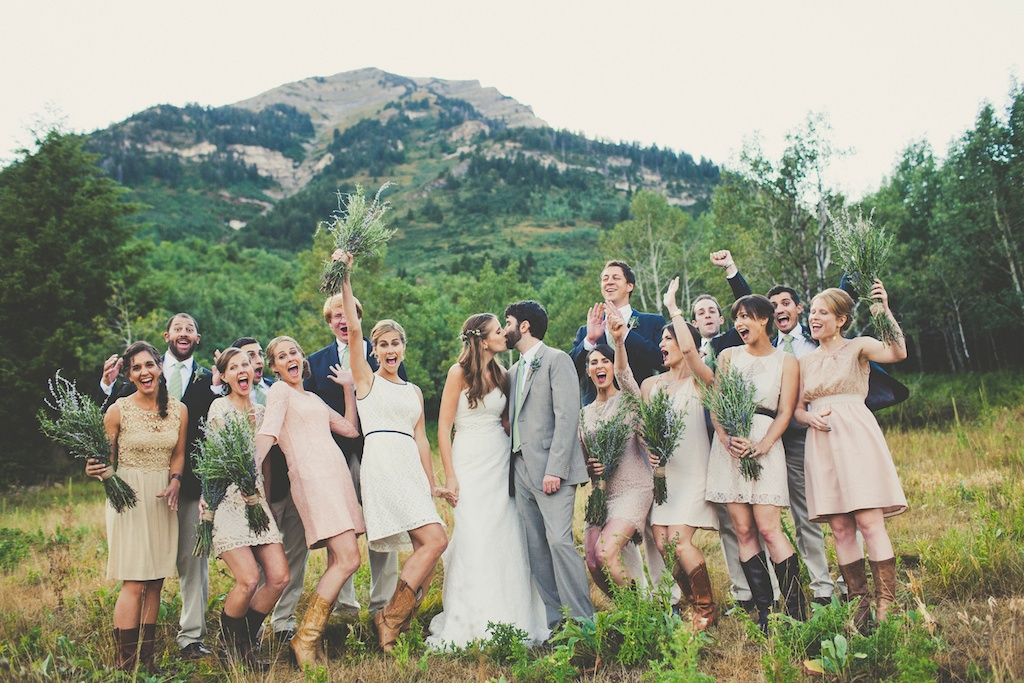 Sundance Resort Utah Mountain Wedding Florist Calie Rose sarah kathleen photography