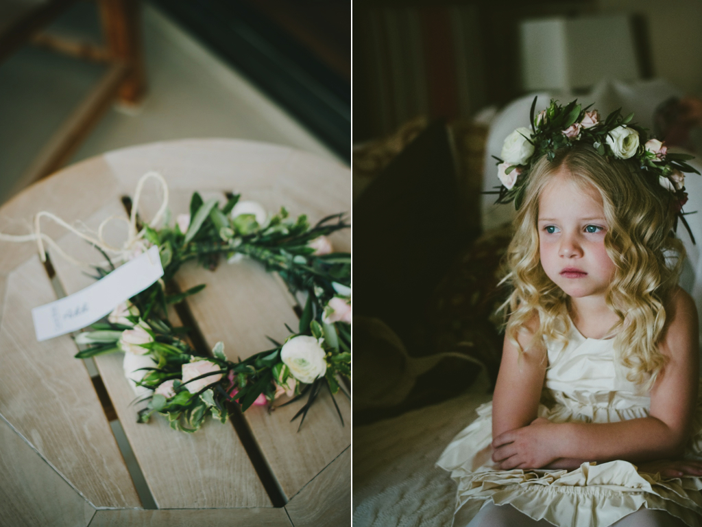 organic flower crowns flower girl halo crowns utah wedding florist calie rose