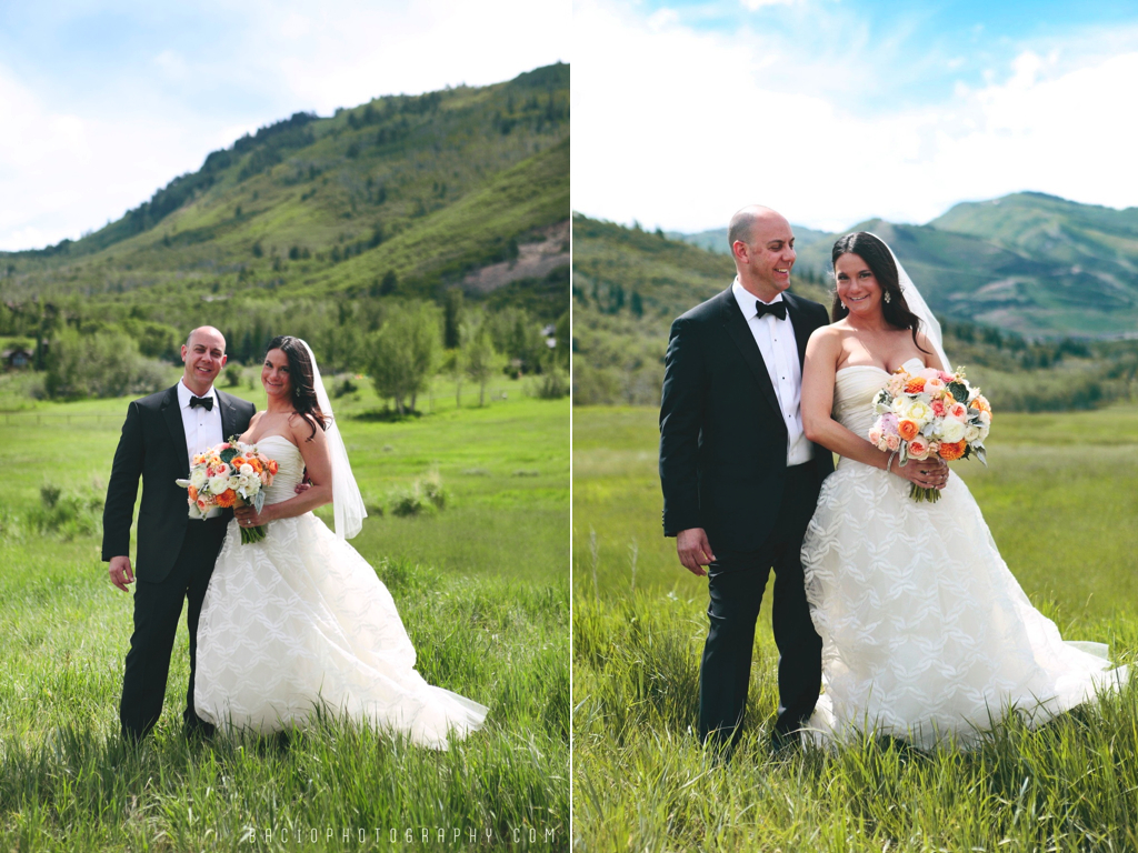 Park City Utah Wedding Flowers  calie rose