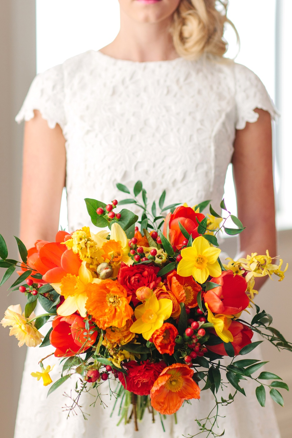 Red Yellow And Orange Flowers Wedding Flowers Healthy