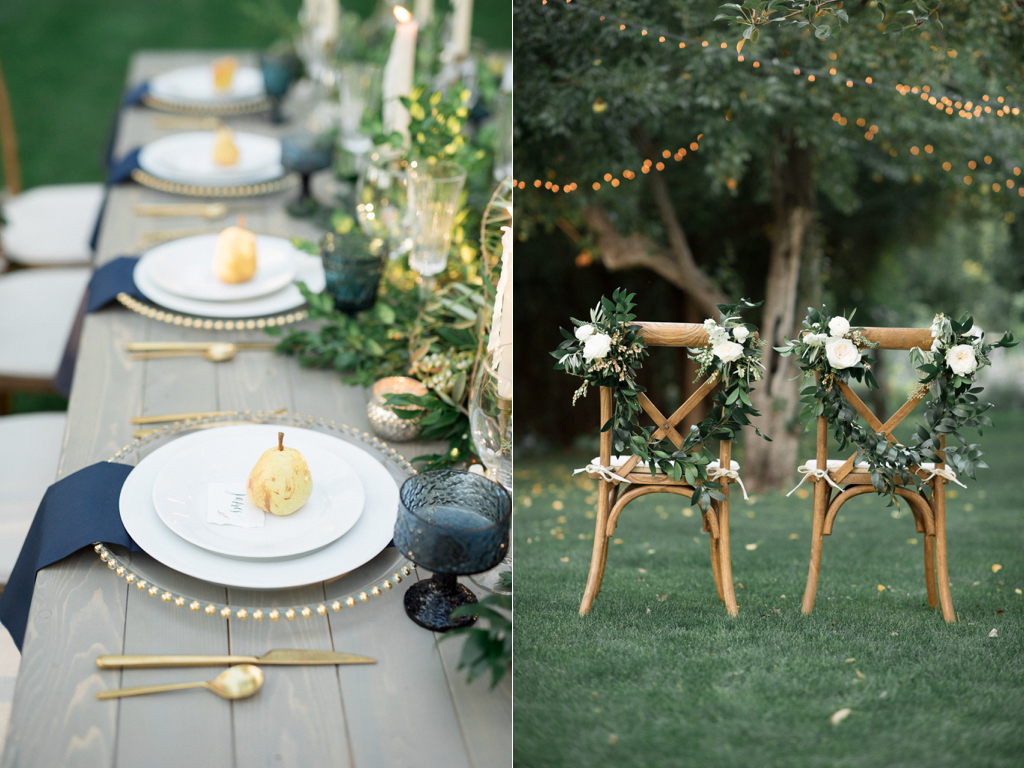 stunning white   green tuscan wedding inspiration