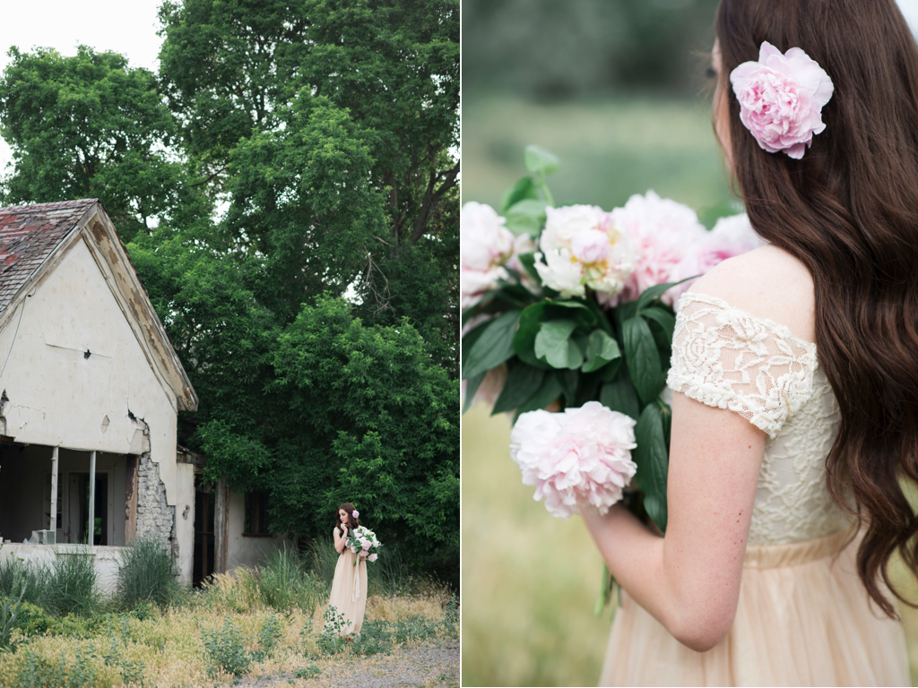 blush bouquet ideas calie rose utah wedding florist