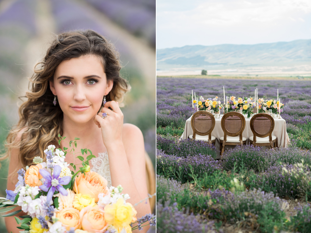 South of France Wedding, lavender field wedding, lavender wedding ideas, lavender inspired wedding, wedding flowers utah calie rose