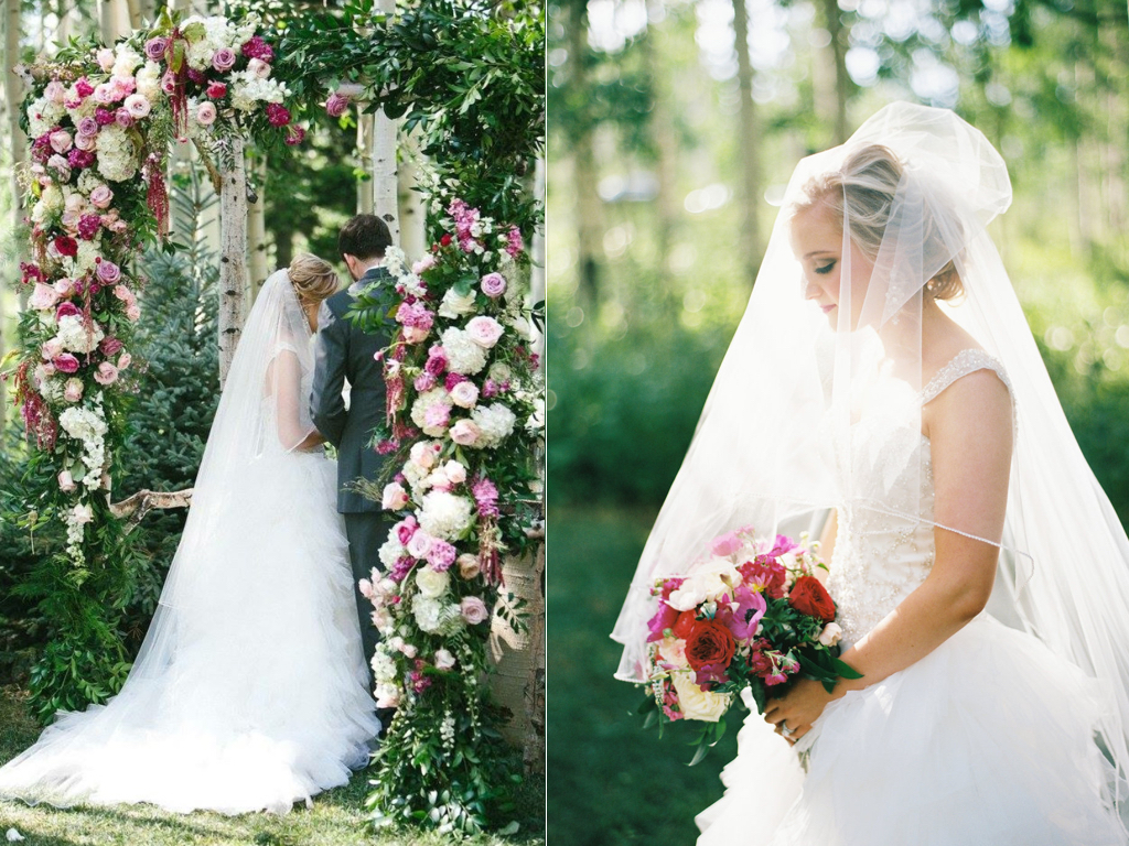 ceremony backdrops, wedding arches, stunning wedding arch ideas calie rose