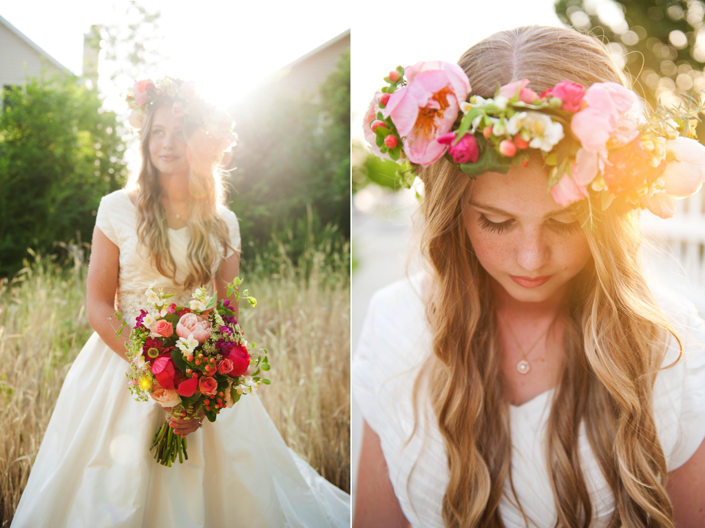 Stunning Bright Summer Wedding Bouquet Recipes Utah Florist Calie Rose