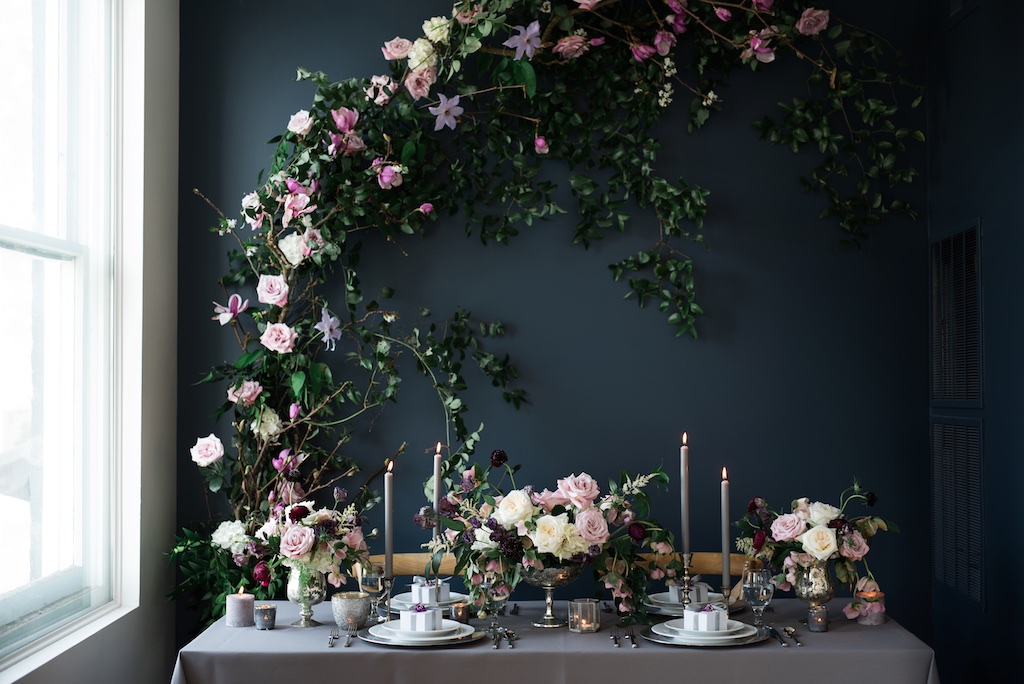 floral arch ideas floral wall ideas wall flower ideas grand floral installations utah calie rose